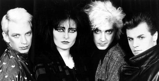 Siouxsie and the Banshees cookingwiththehamster