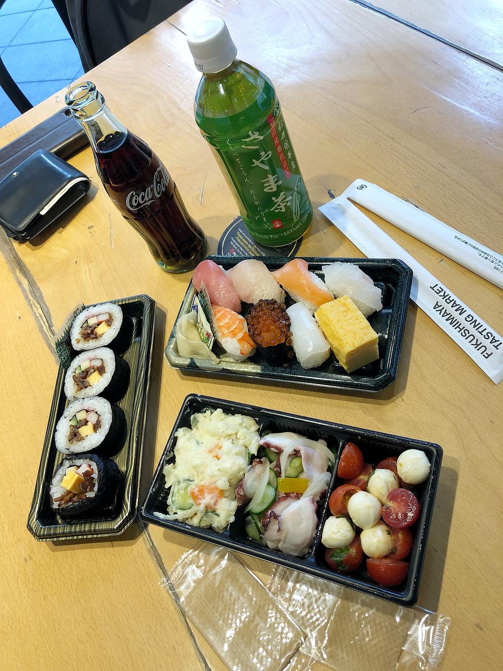 Fukushiyama Akihabara tokyo Cookingwiththehamster