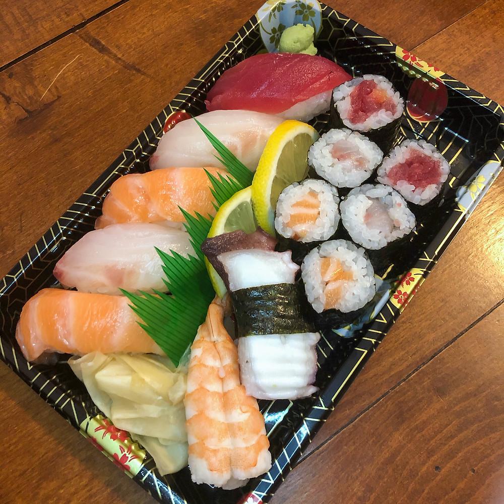 Sushi sho kugi tei | © Cookingwiththehamster