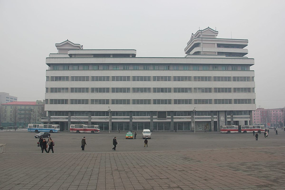 Pyongyang Department Store No 1 cookingwiththehamster