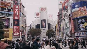Shibuya in the 90s cookingwiththehamster