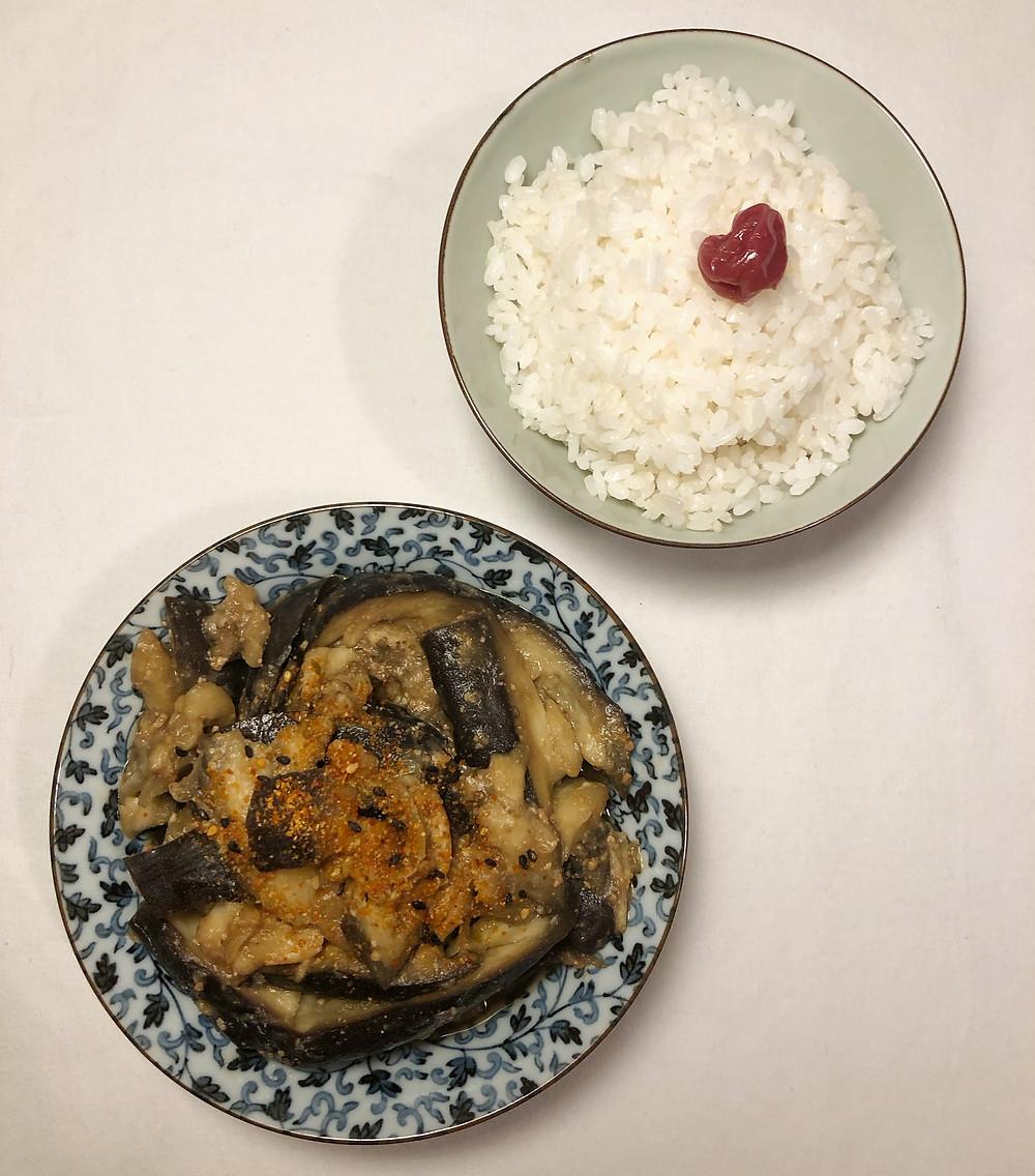 Miso eggplant ricetta melanzana al miso Cookingwiththehamster