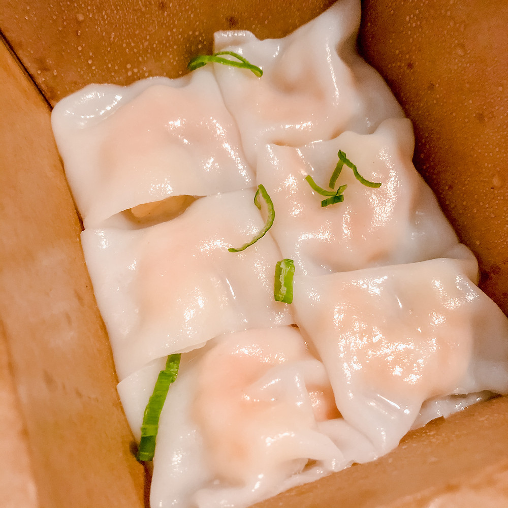 Shrimps cheung fun Cookingwiththehamster