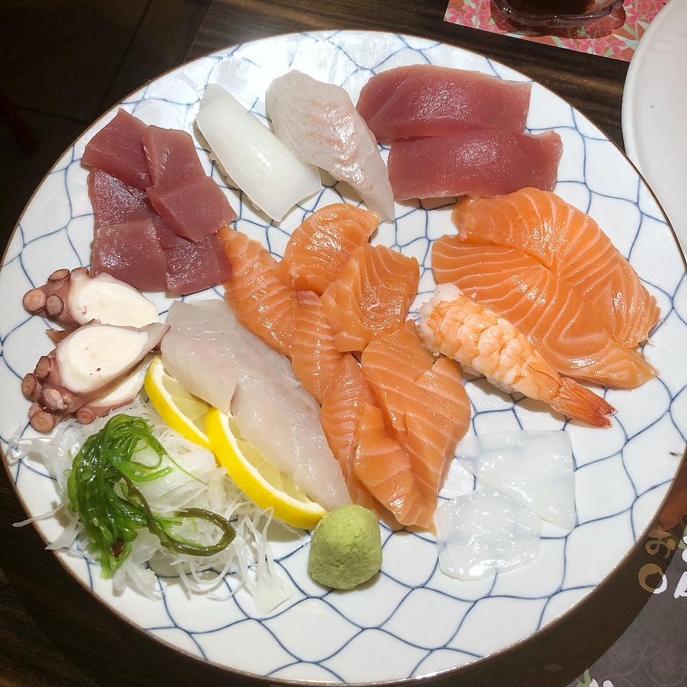 Sushi Sashimi oasi giapponese milano Cookingwiththehamster