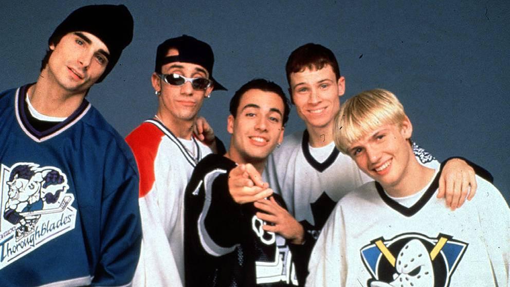 Backstreet Boys cookingwiththehamster