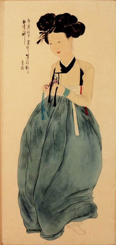Joseon era beauty cookingwiththehamster
