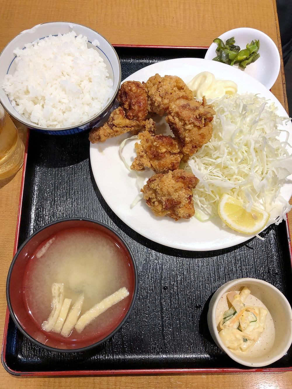 Kasugatei Akihabara tokyo Cookingwiththehamster