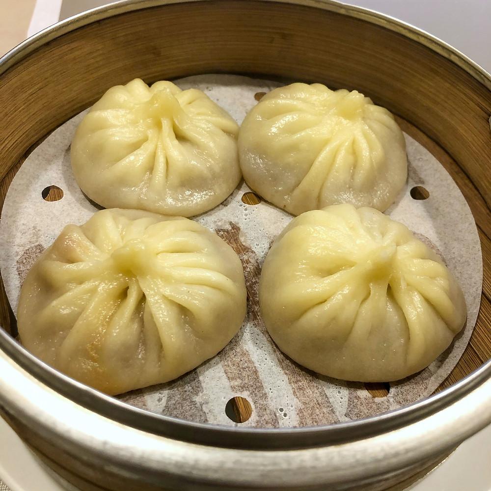 Xiaolongbao jia wei Cookingwiththehamster
