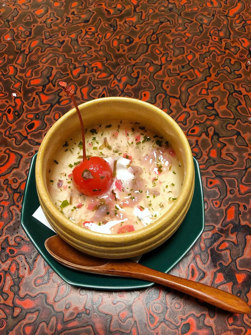 kijitei ryokan hakone kaiseki giappone cookingwiththehamster