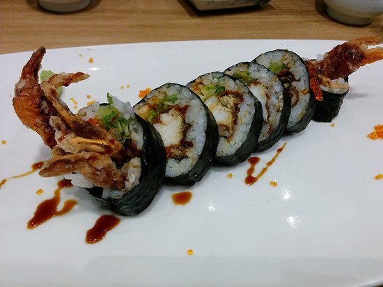 Spider roll cookingwiththehamster