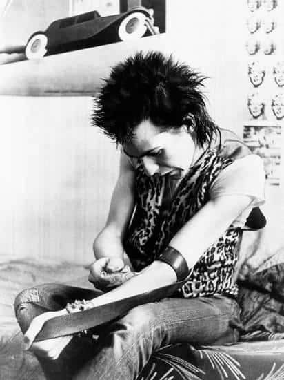 Sid Vicious cookingwiththehamster