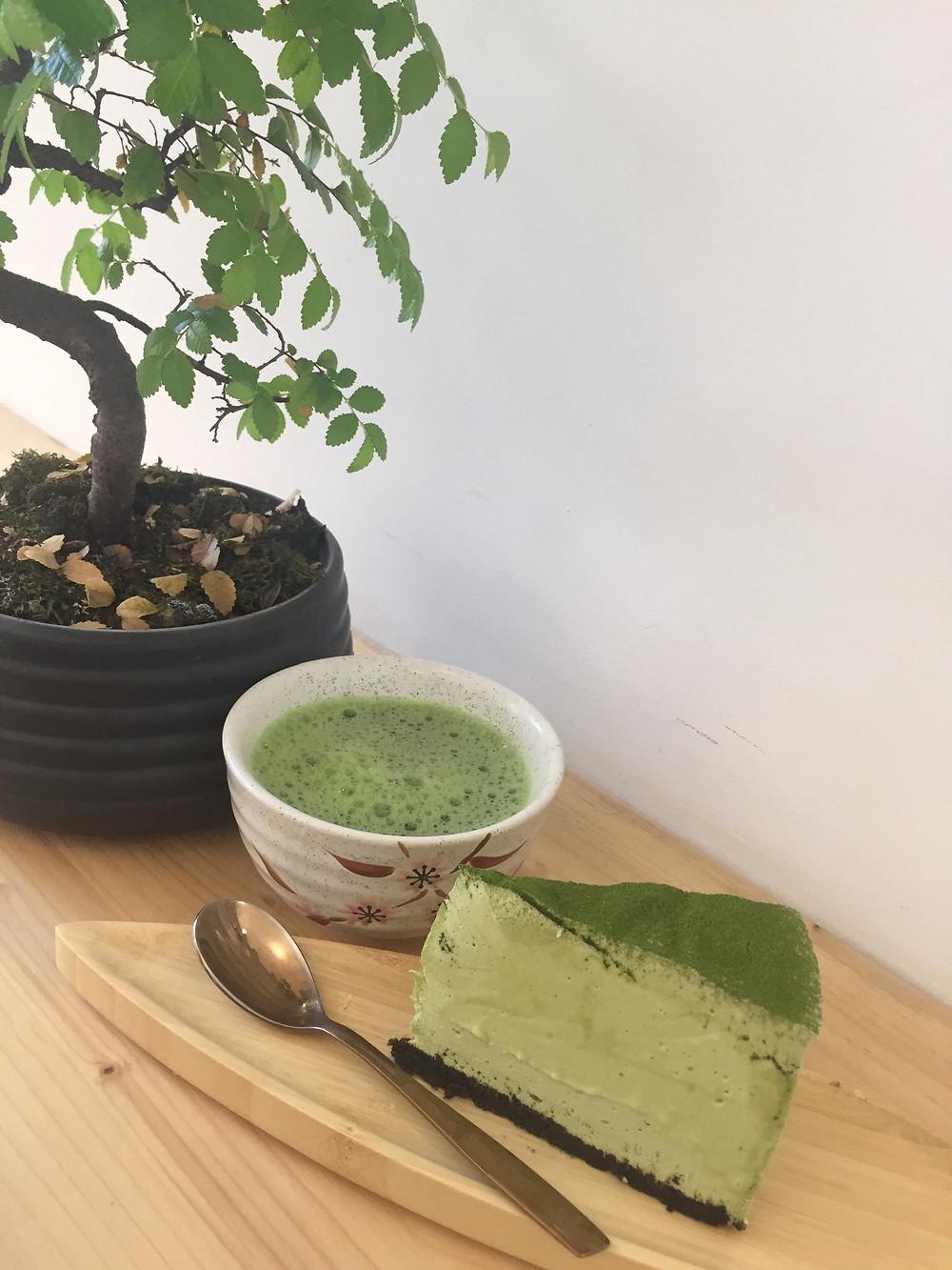 Moko's matcha cookingwiththehamster