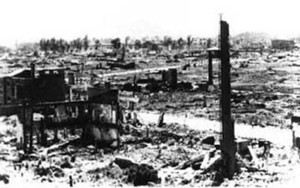 The bombing of Pyongyang by USA cookingwiththehamster