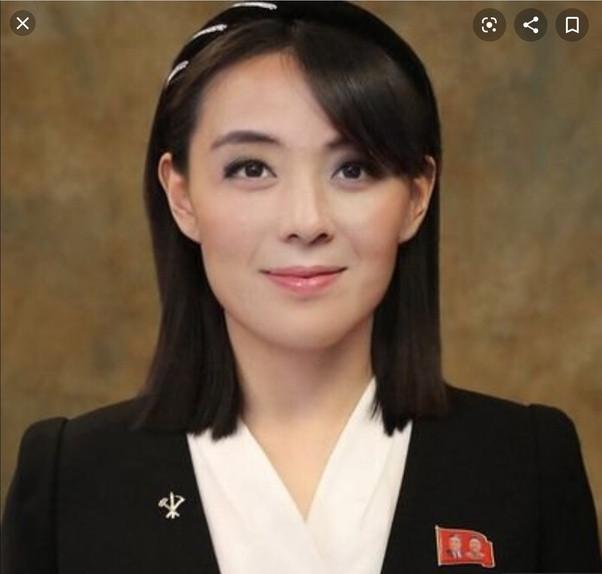Kim Yo-jong cookingwiththehamster