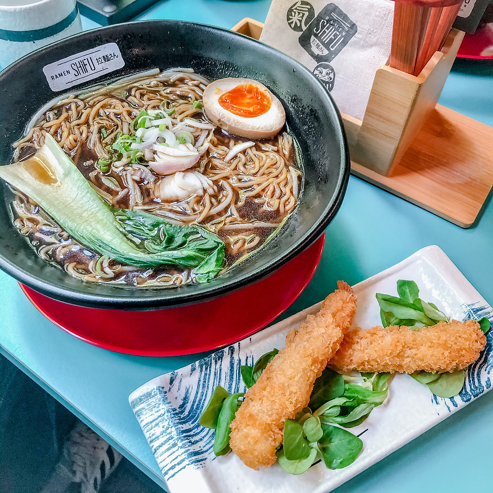 Ramen Shifu Cookingwiththehamster