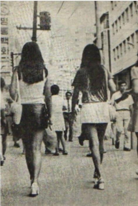 Korean fashion - 70s cookingiwththehamster