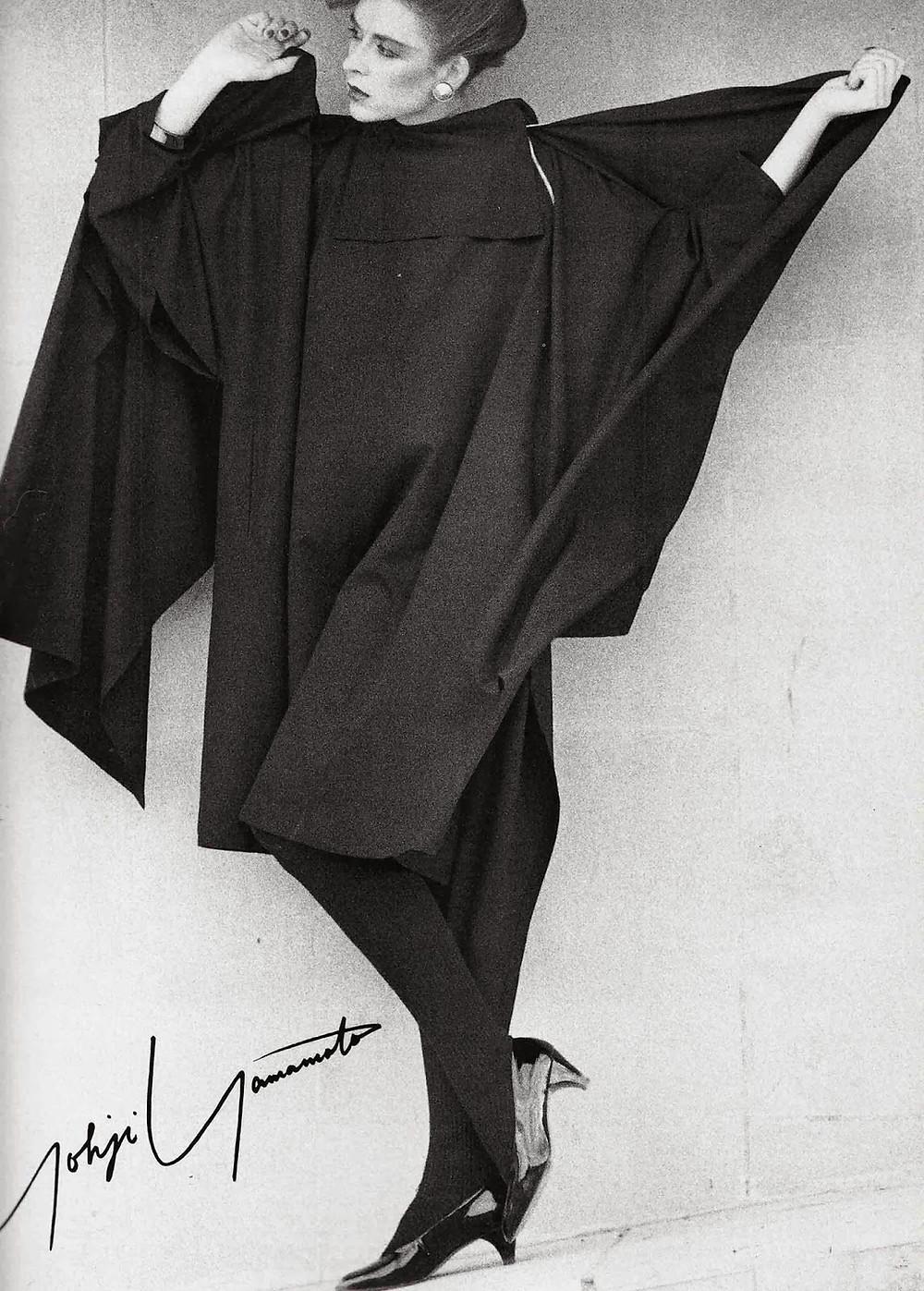 Yohji Yamamoto cookingwiththehamster