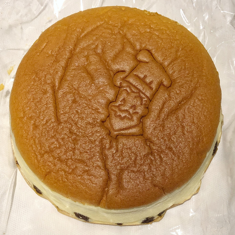 Rikuro's Cheese Cake osaka Cookingwiththehamster