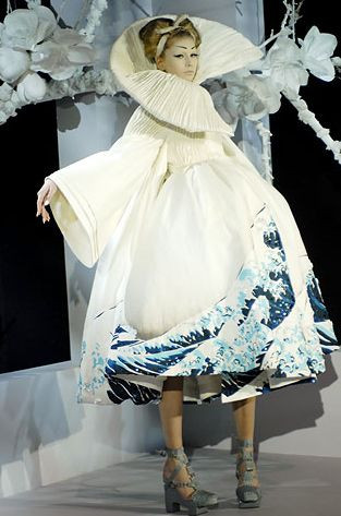 Galliano for Dior SS 2007 cookingwiththehamster
