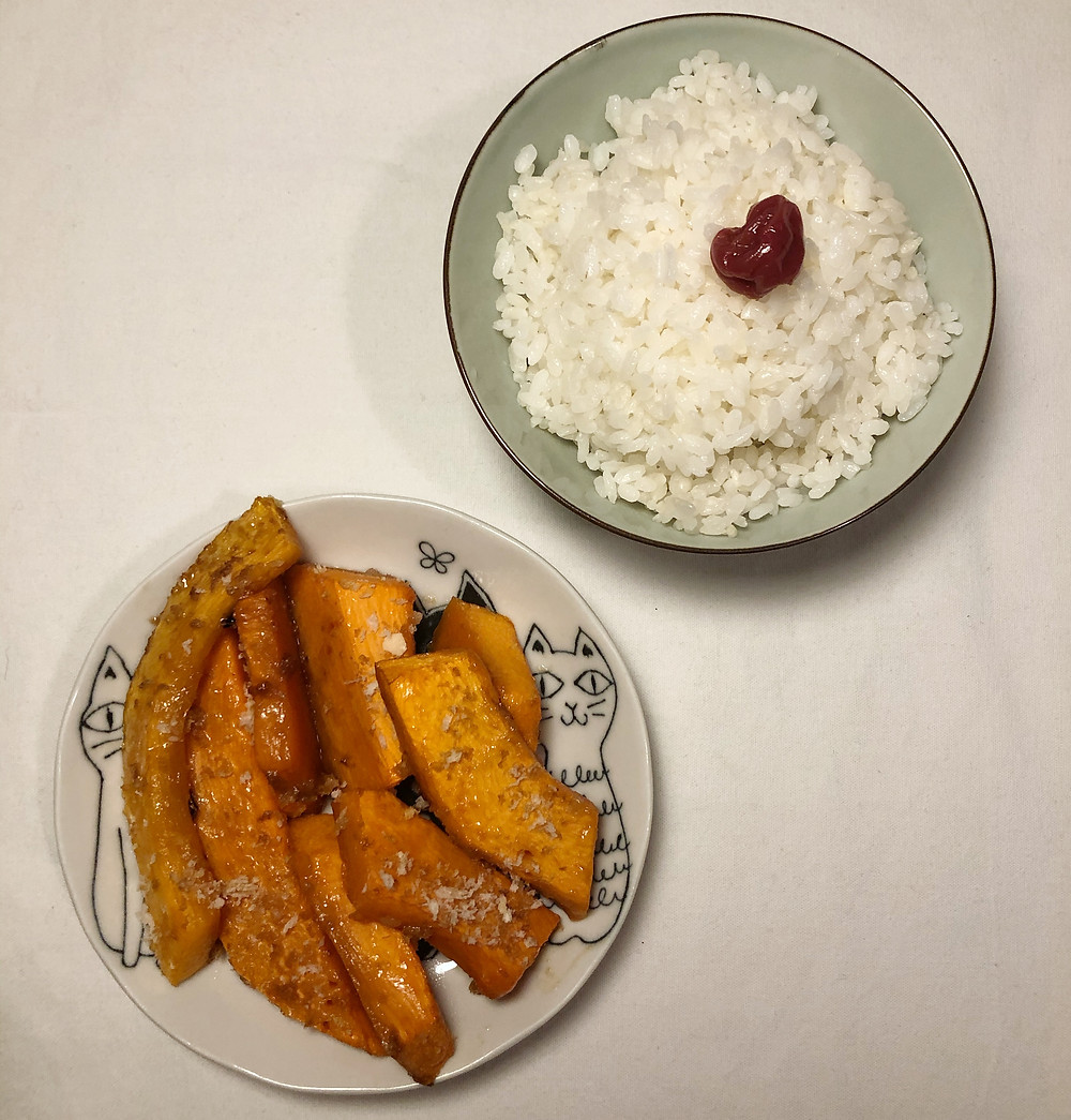 Japanese pumpking recipe Cookingwiththehamster