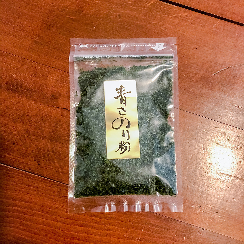 aonori - Oishii Planet cookingwiththehamster