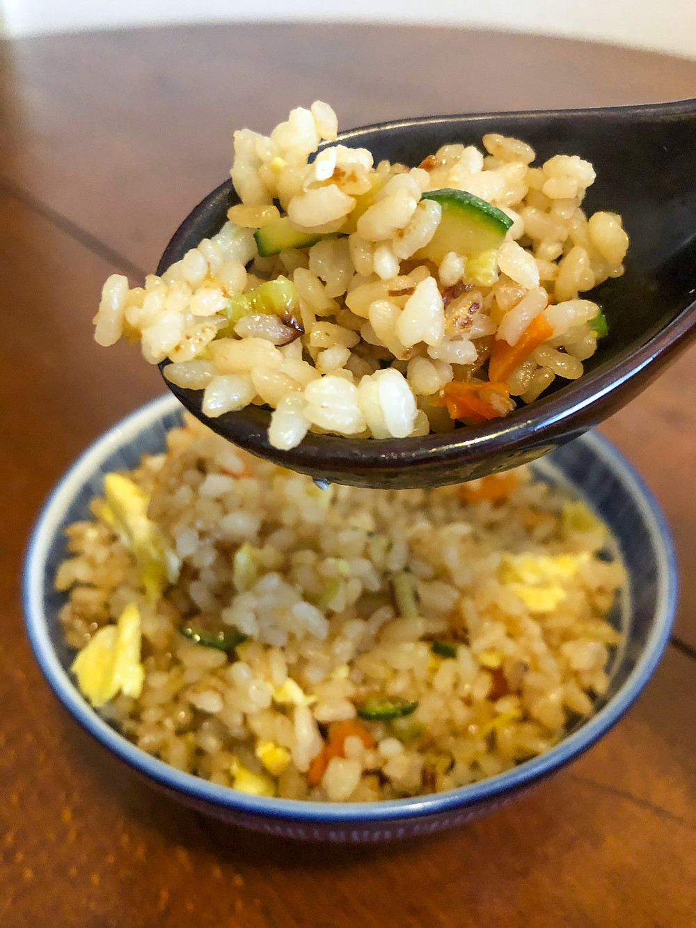 Yakimeshi / Chahan recipe ricetta Cookingwiththehamster