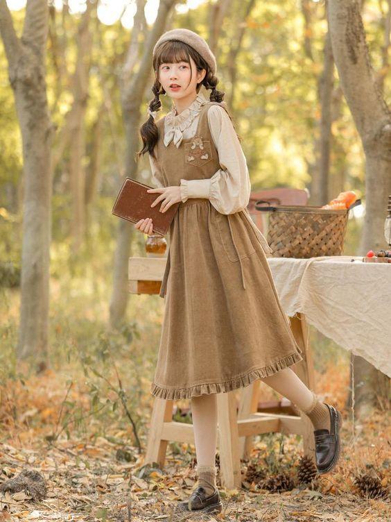 Mori girl cookingwiththehamster
