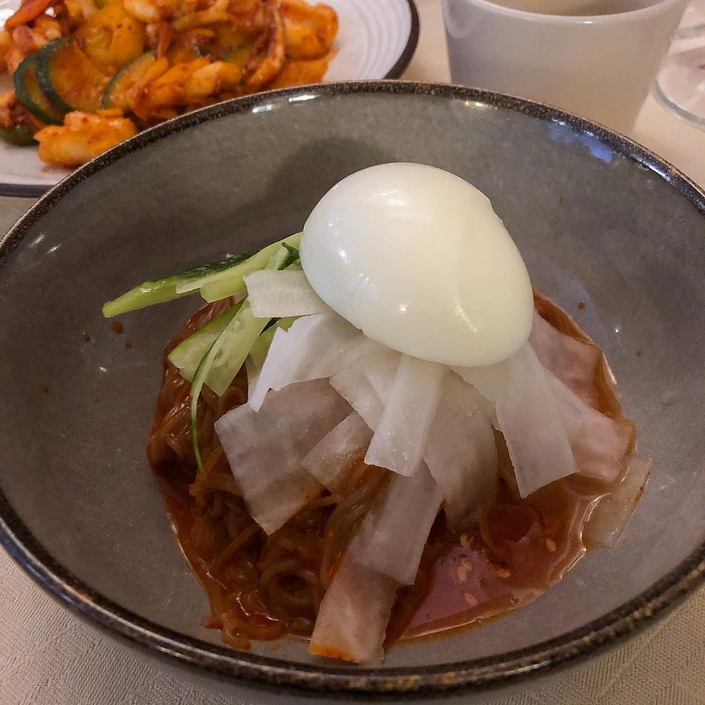 Bibim neng mion ginmi coreano milano Cookingwiththehamster