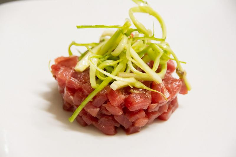 tartare di tonno cookingwiththehamster