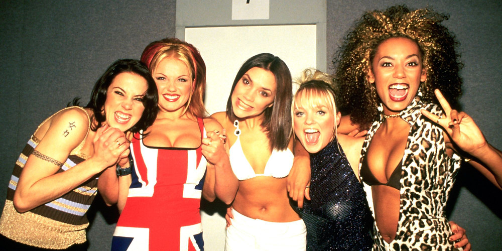 Spice Girls  cookingwiththehamster