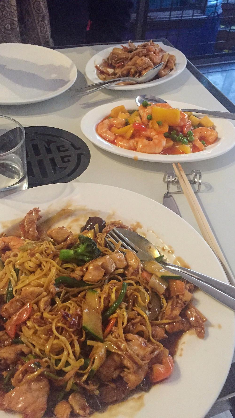 Mandarin 2 ristorante milano Cookingwiththehamster