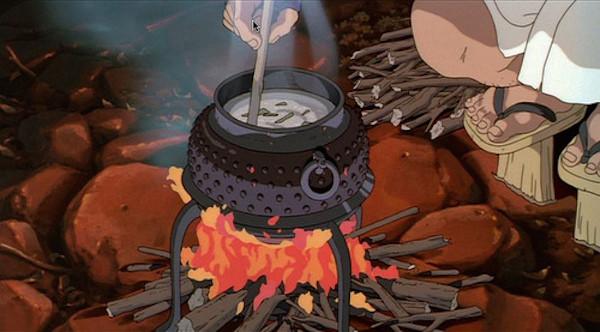 Principessa Mononoke cookingwiththehamster