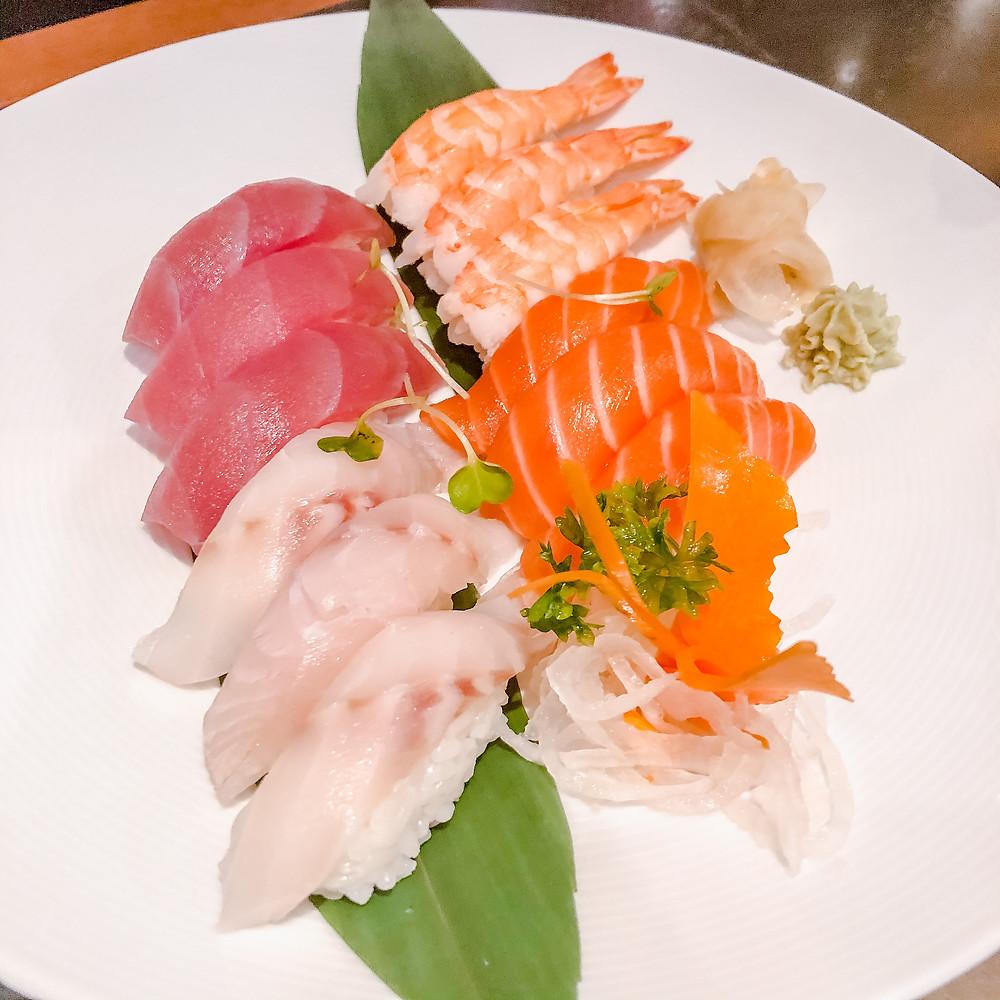 Jade café sushi Cookingwiththehamster