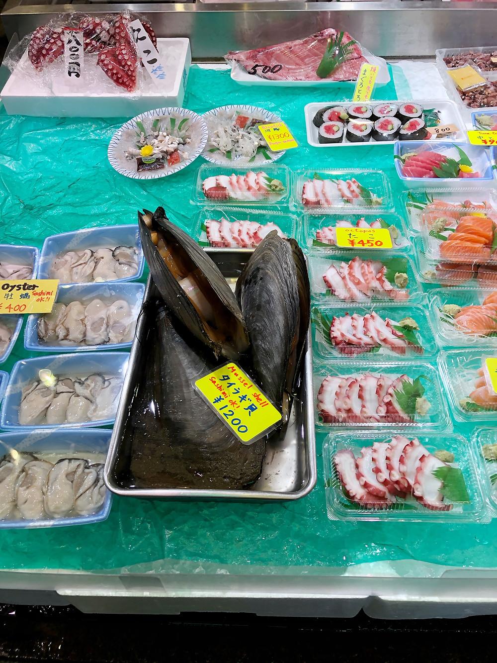 nishiki market kyoto cookingwithtthehamster