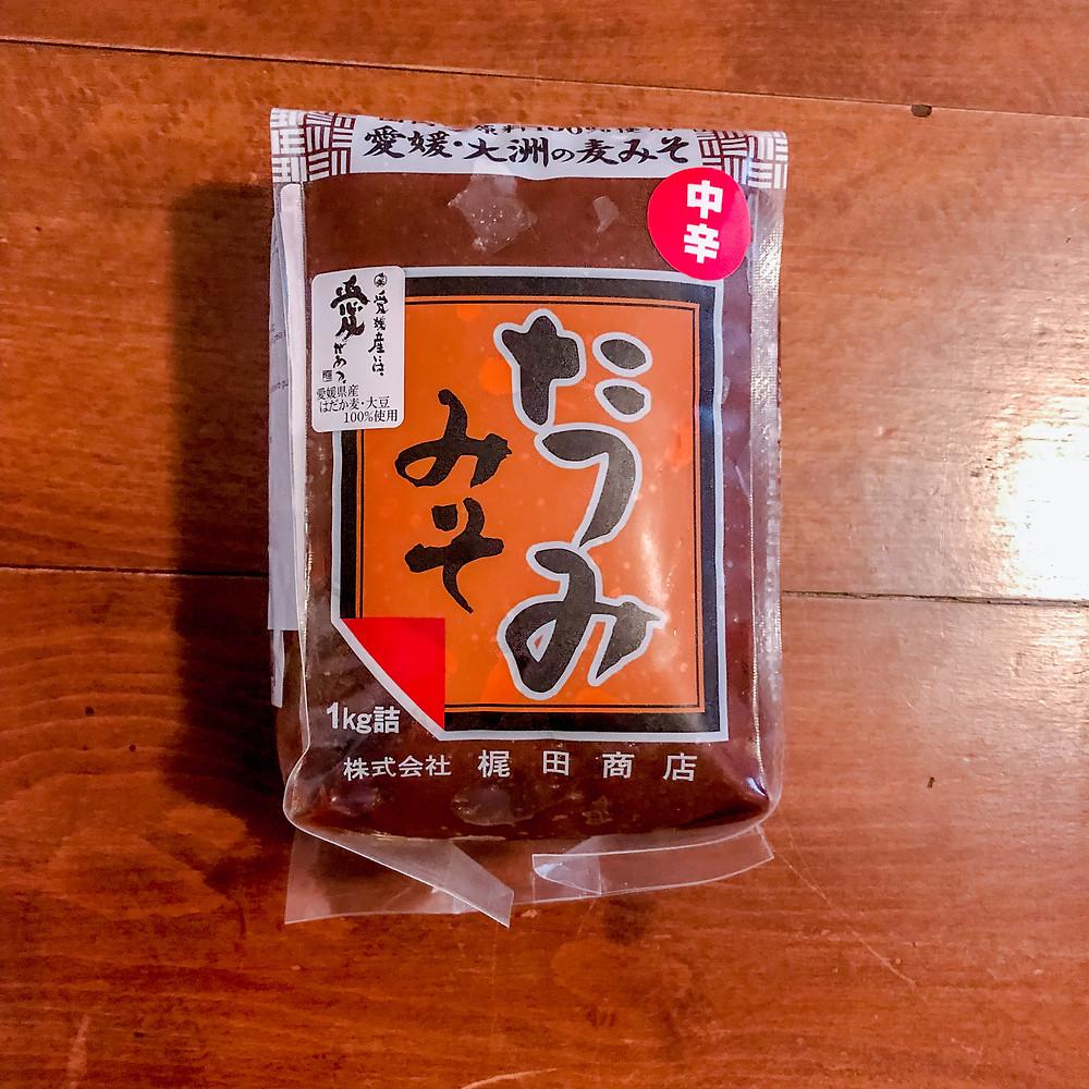 Miso shiru cookingwiththehamster