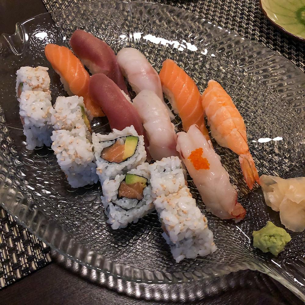 Sushi satokina Cookingwiththehamster