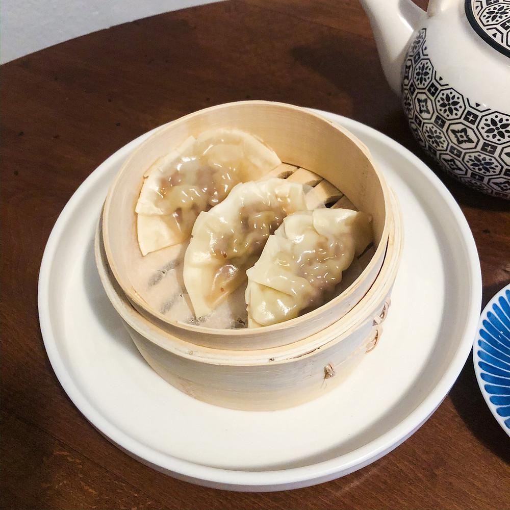 Jiaozi zhengjiao cookingwiththehamster