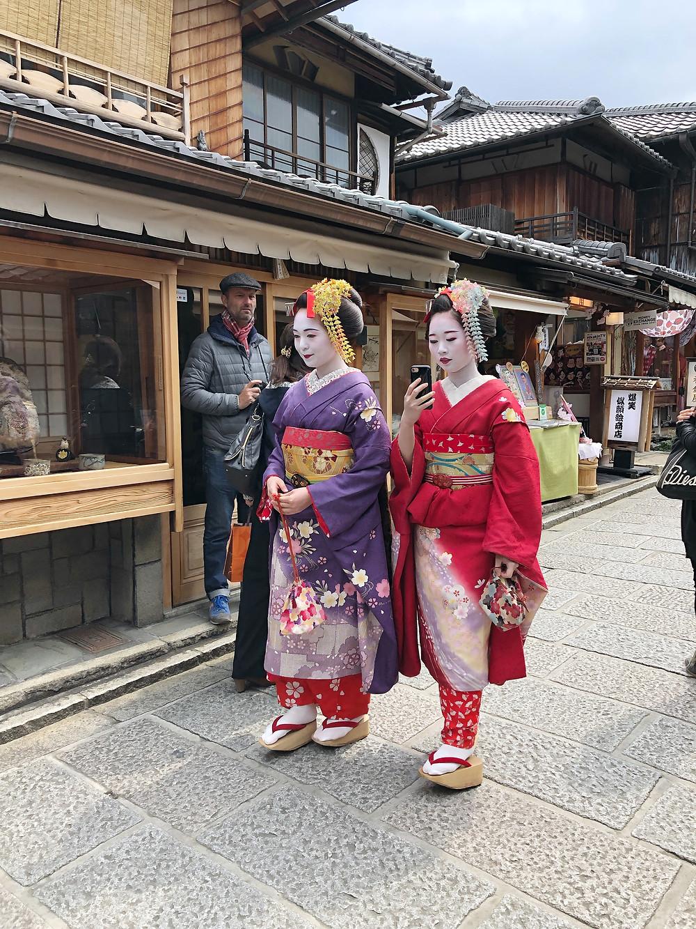 maruyama koen kyoto maiko cookingwiththehamster