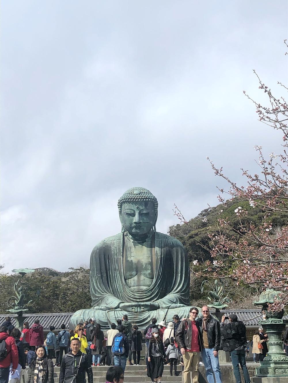 Buddha kamakura Cookingwiththehamster