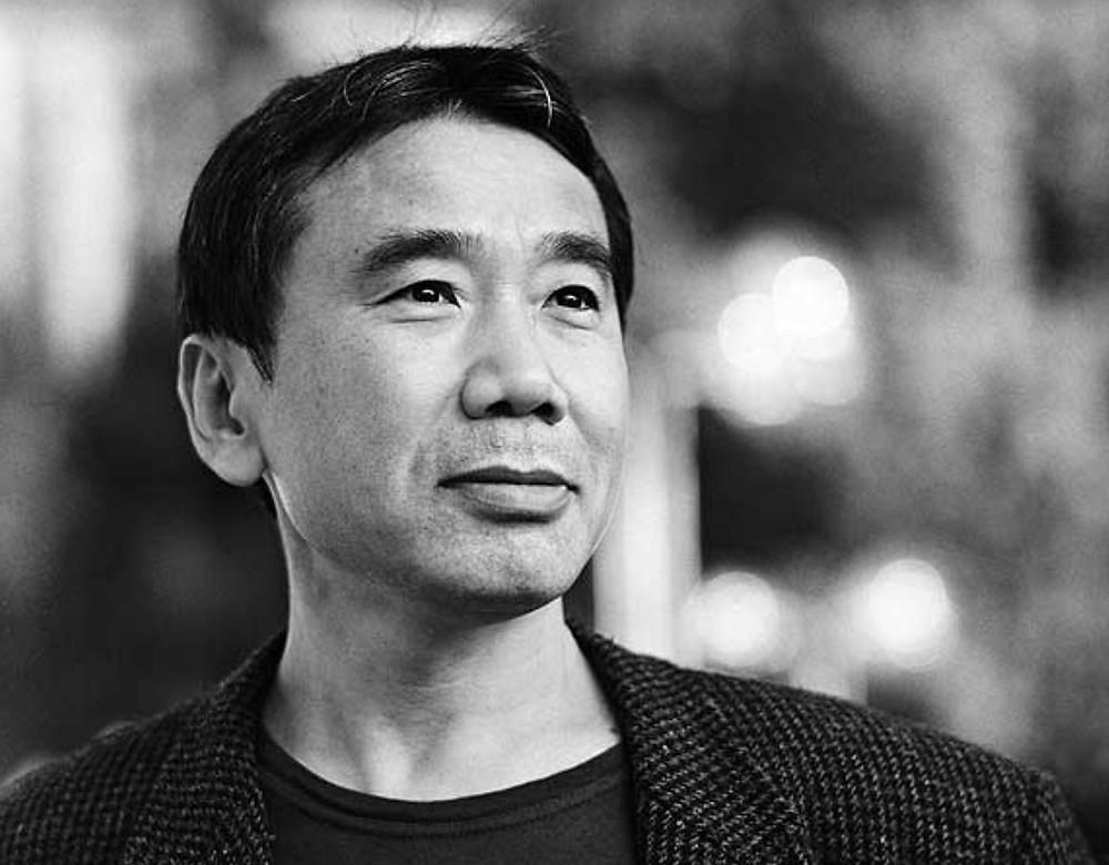 Haruki Murakami cookingwiththehamster