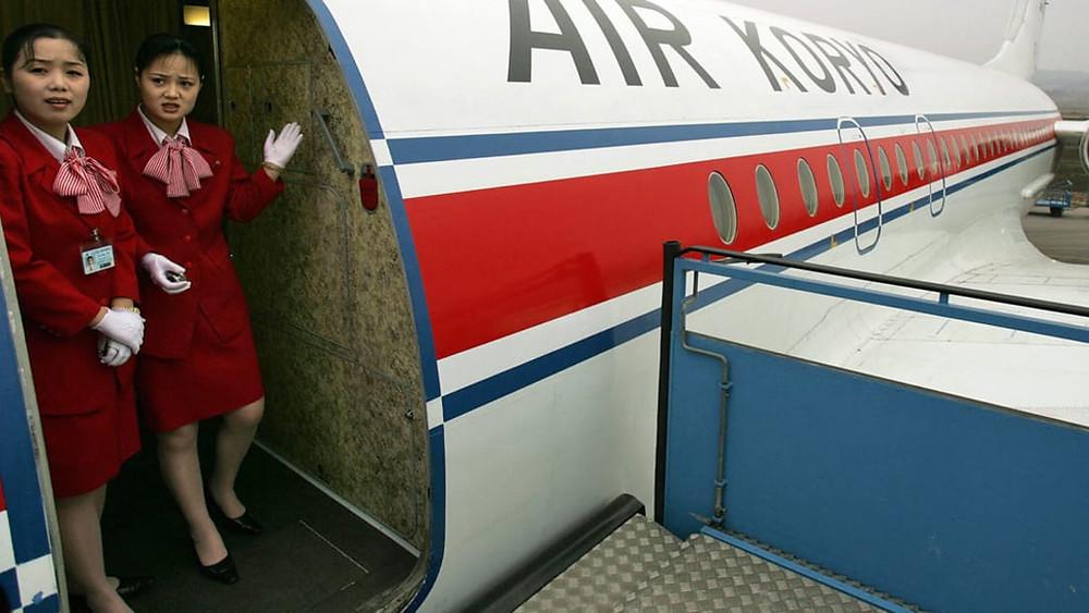 DPRK air line - Air Koryo cookingwiththehamster