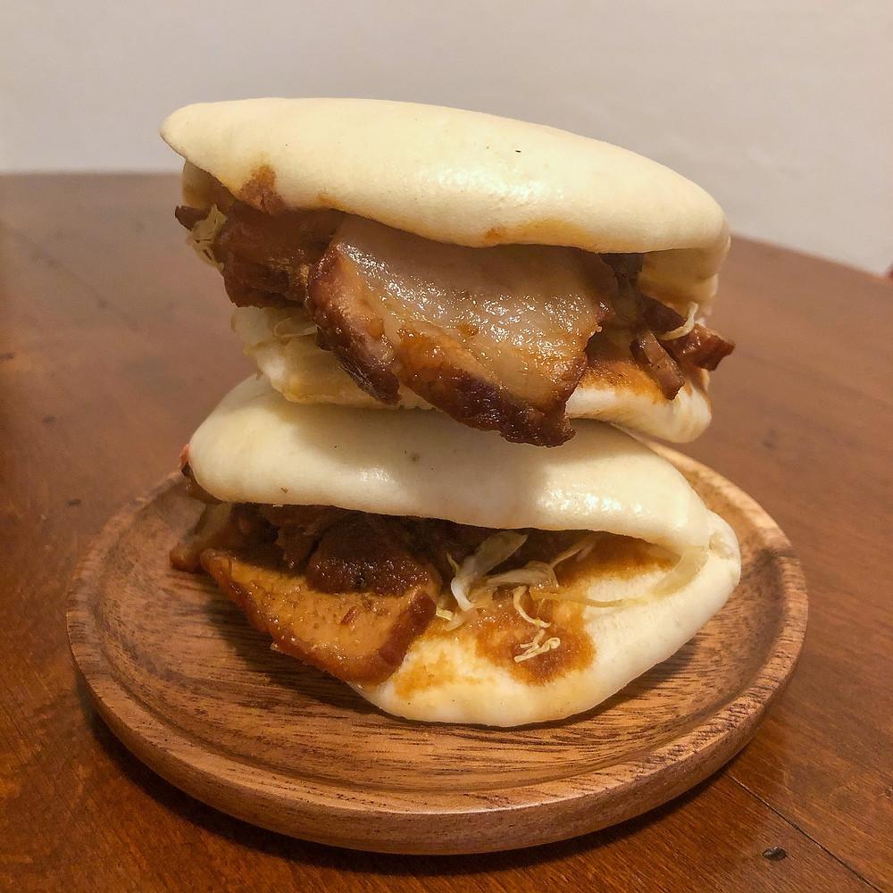 Bao Chashu kanpai deli Cookingwiththehamster