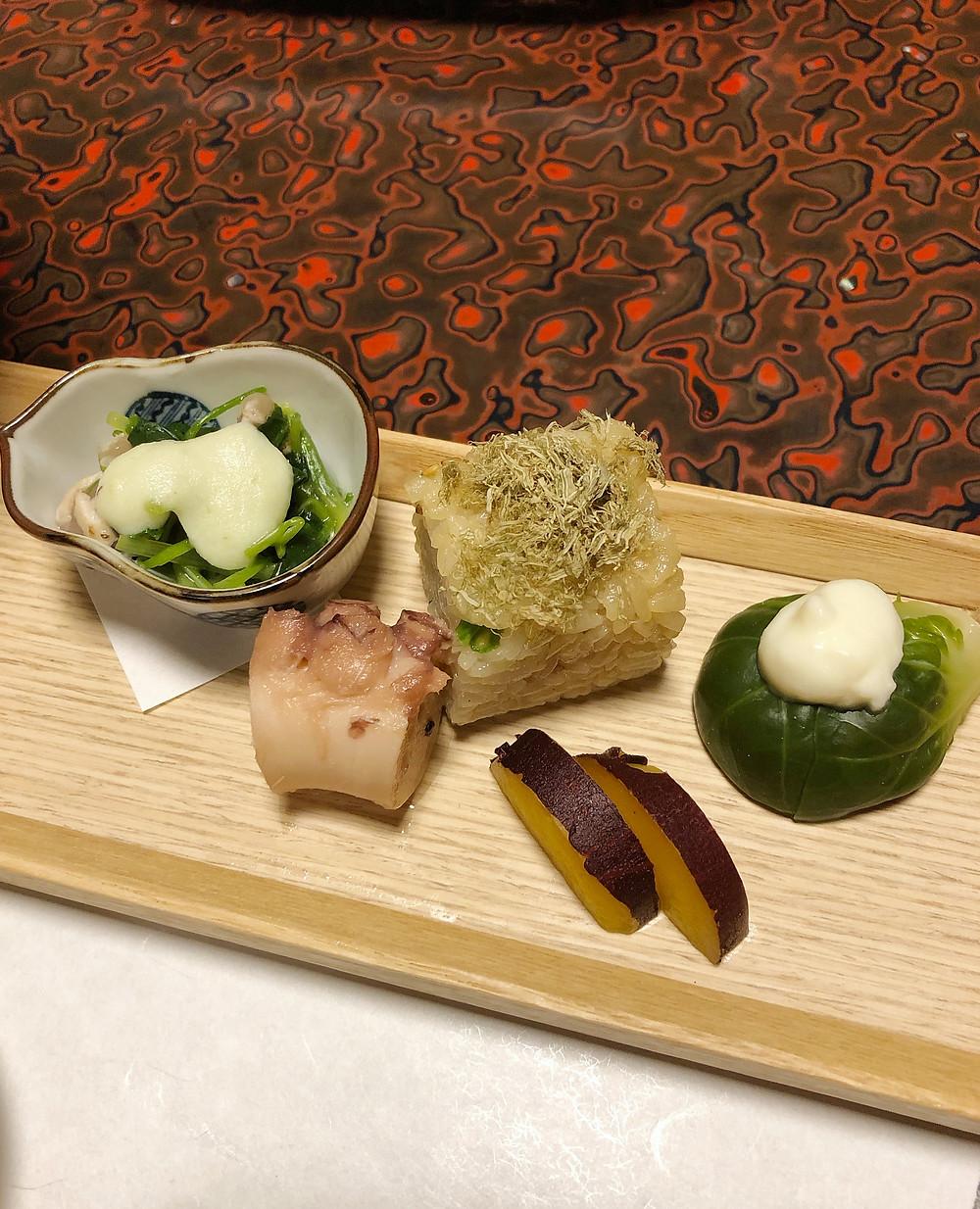 kijitei ryokan kaiseki hakone giappone cookingwiththehamster