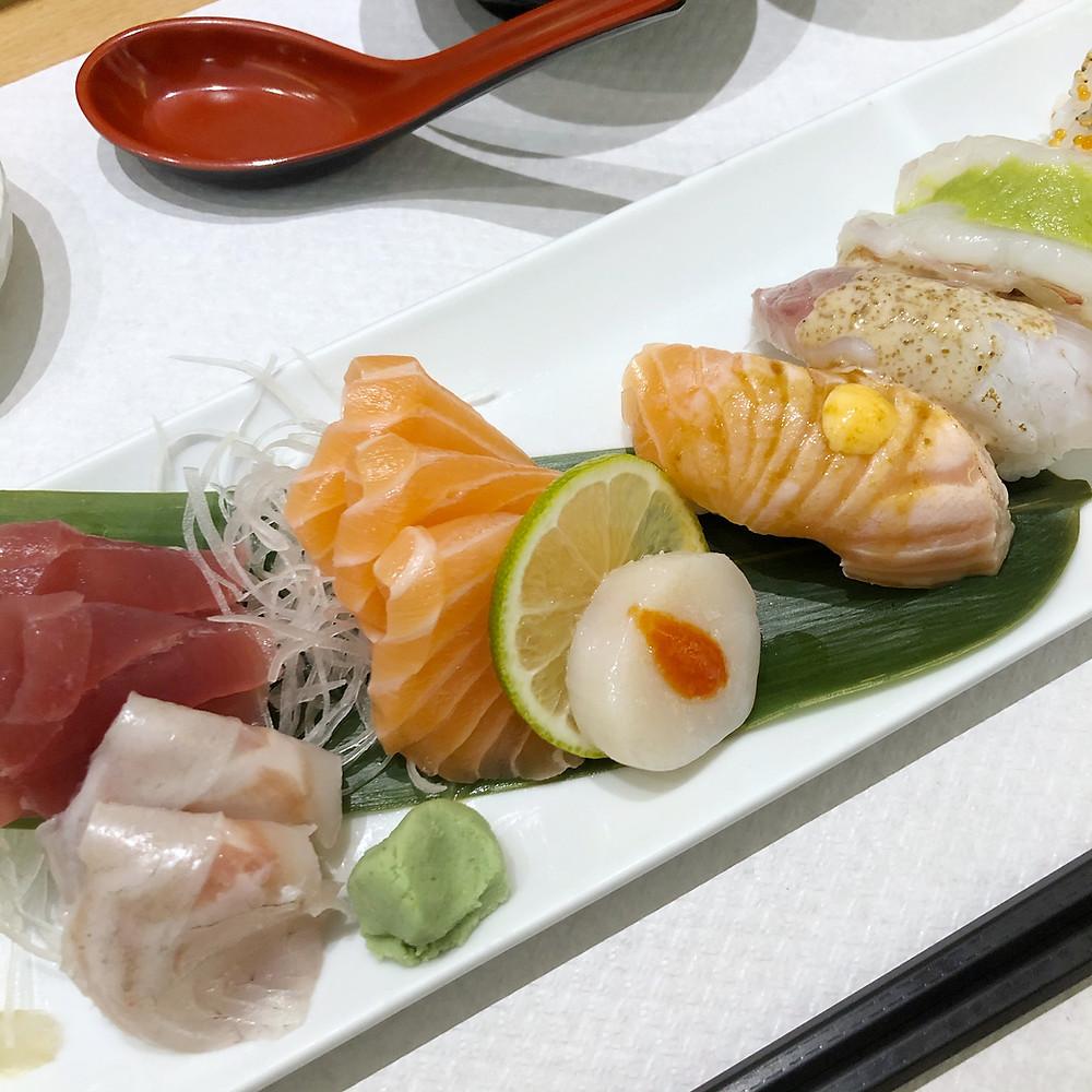 Yuzu sushi milano cookingwiththehamster