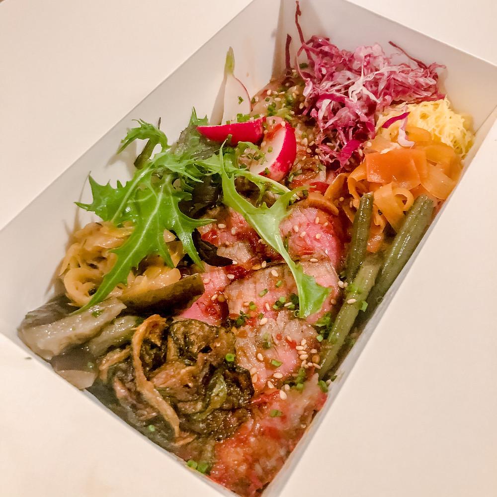 Sukiyaki bento Cookingwiththehamster