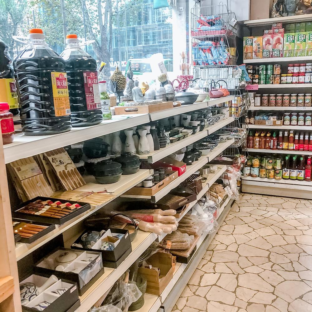 Kai International Foodstore Cookingwiththehamster