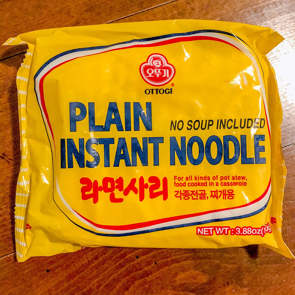 Instant noodles  Cookingwiththehamster