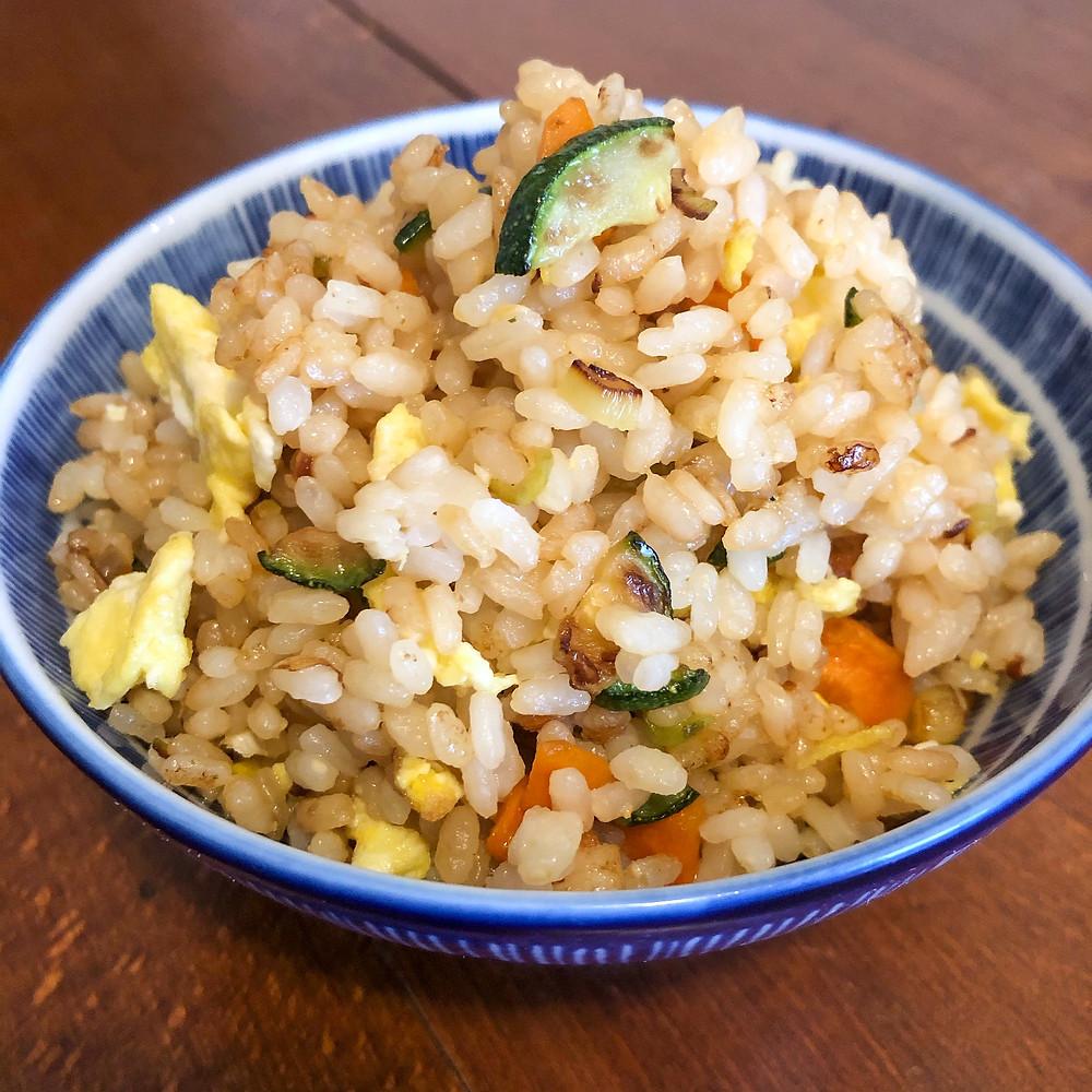 Yakimeshi / Chahan ricetta recipe Cookingwiththehamster