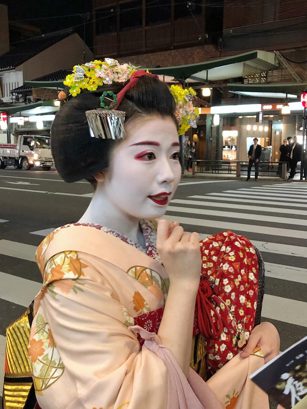 gion maiko kyoto geiko cookingwiththehamster