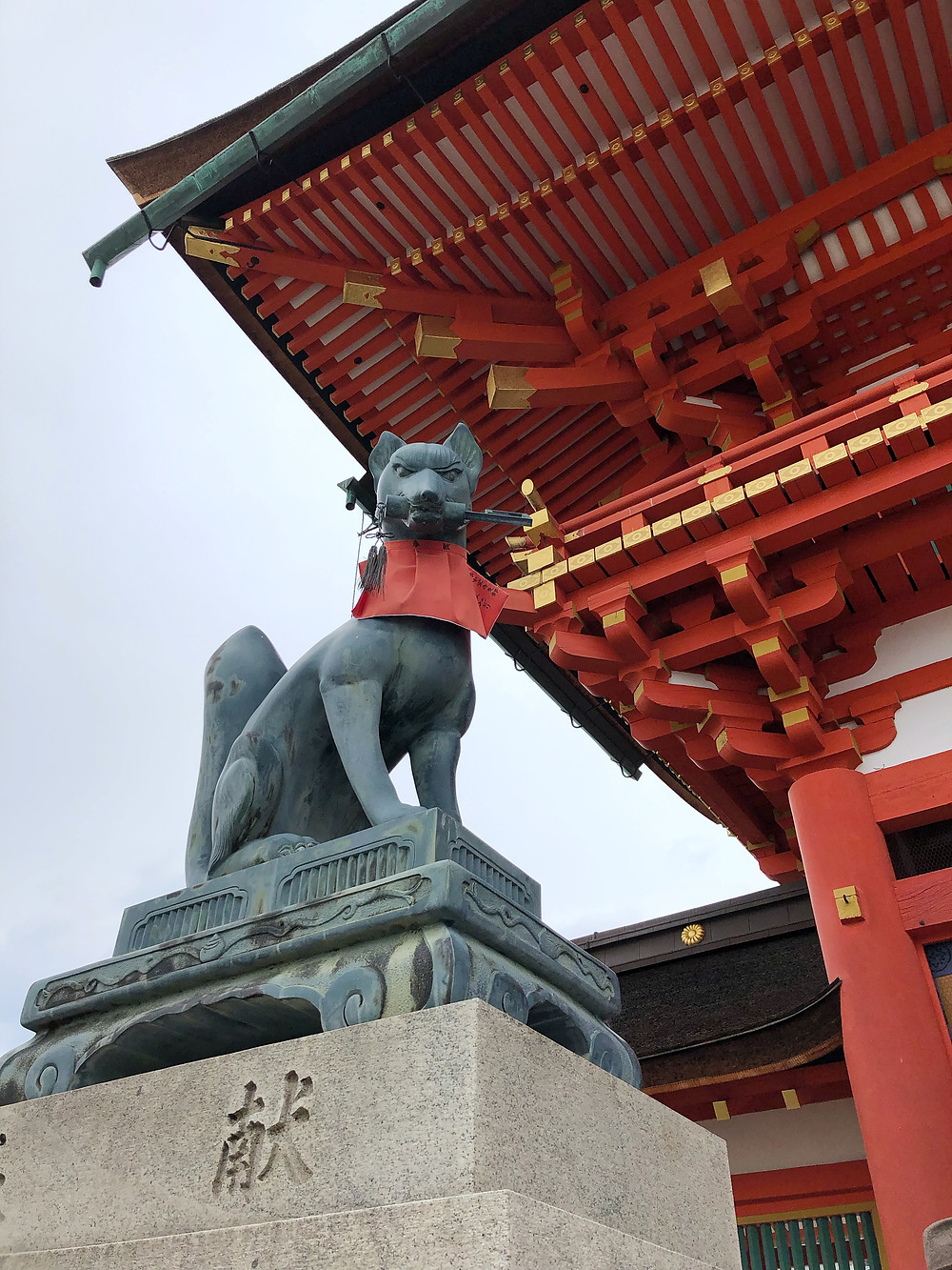 fushimi inari kyoto cookingwiththehamster